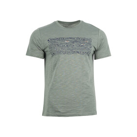 United By Blue Open Water T-shirt Herrer, moss green